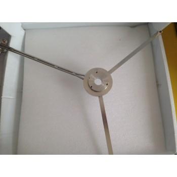 AMAT 0050-63660 WELDMENT DUAL GAS FEED 3 LEGS 300MM DPS2