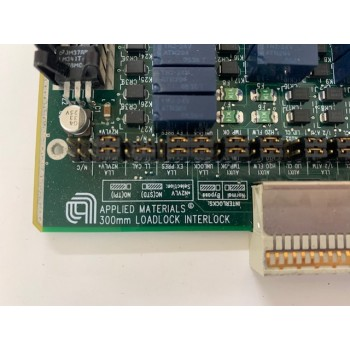 AMAT 0100-00636 300MM LOADLOCK INTERFACE Board
