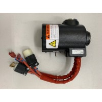 AMAT 0190-23498 Inficon VAP040-Z Heated Valve...