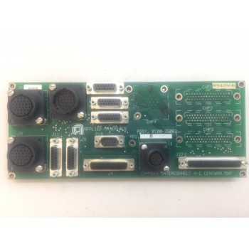 AMAT 0100-35082 PCB ASSY CHAMBER INTERCONNECT A&C CENTURA