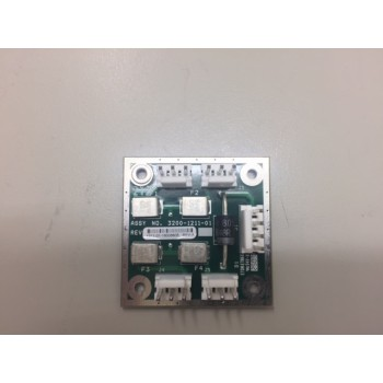 ASYST 3200-1211-01 Interface Relay Board