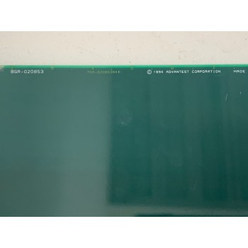 Advantest BGR-020853 PCB