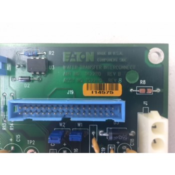 Axcelis/Eaton 1522110 Wafer Transfer Interconnect Board