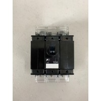 Fuji Electric CP33E/10D Circuit Breaker w/CP-S2 So...