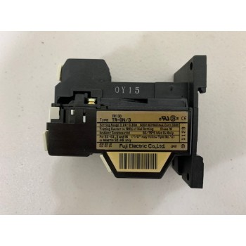 Fuji Electric TR-ON/3 TR13D Overload Relay