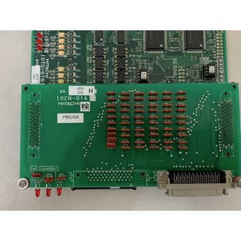 Hitachi IOTU-01N relay Interface Board w/IOCN-01A