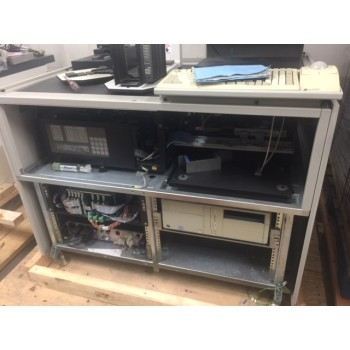 KLA-Tencor SM300 SpectraMap Automatic Wafer Film Thickness Mapping System