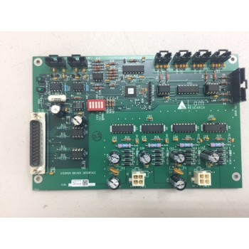 LAM Research 810-801237-005 STEPPER DRIVER INTERFACE Board