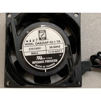 ORION FANS OA825AP-22-1TB Fan