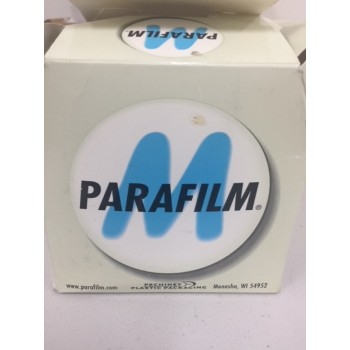 "PARAFILM PM-996 Wrap 4"" Wide 125 Ft/Roll"
