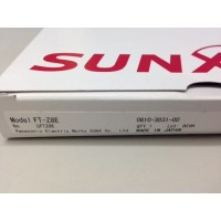 SUNX FT-Z8E THRUBEAM FIBER OPTIC SENSOR NIB...