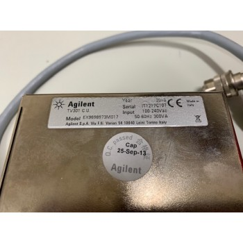 Varian 9698918M004 TV-301 Navigator Turbo Pump with Agilent Controller