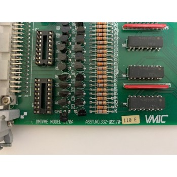 SVG Thermco 602936-01 VMIC MODEL 2170A 332-102170 DIGITAL OUTPUT PCB