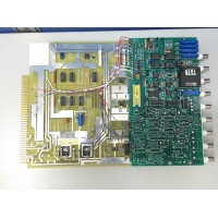 AMRAY 91217-1 Video Control System PCB w/ Sub 9116...