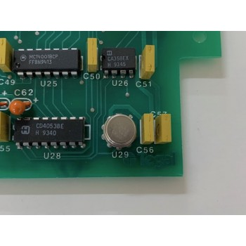 Tegal 99-249-002 DIODE ENDPOINT DEP-2 PCB