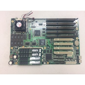 Texas Microsystems PBA 61-0684-10 AA63-0040-03 BASE-Z-0 Motherboard
