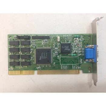 Trident JA-8232E/V3 ISA VIDEO CARD