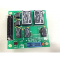 Watkins Johnson PWB 906287-001 PLC Isolator Interf...