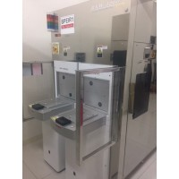 Raytex RXW-1200 Wafer Edge Defect Inspection Syste...